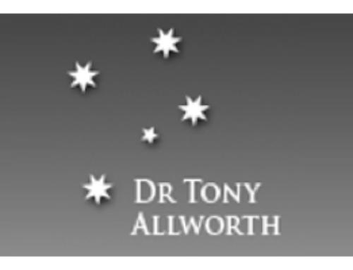 Dr Tony Allworth